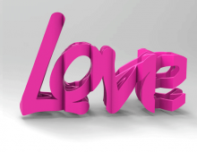 Love&Hate-Love-Shapeways